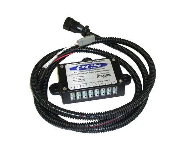 Powertrain Control Solutions - PCSA-EGT5100 - PCS EGT Module Kit Including Harness
