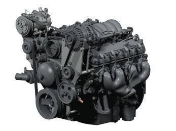 Kwik Performance - K10234 - Street rod truck/2010+ Camaro LSx AC alternator PS brackets