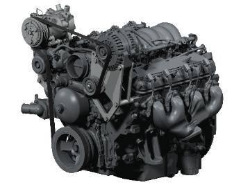 Kwik Performance - K10237 - Street Rod Truck/2010+ Camaro LSx AC and Alternator Brackets Only