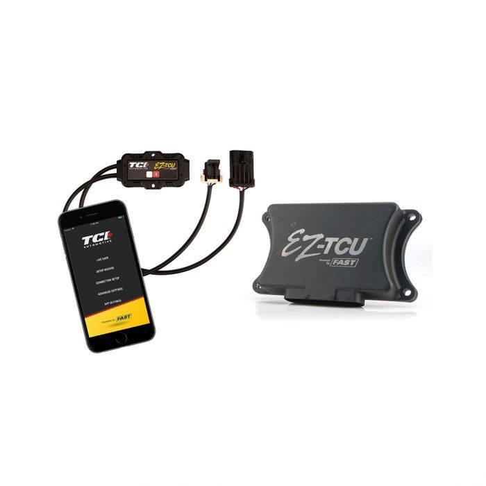 TCI Transmission - Wireless EZ-TCU Transmission Controller; GM 4L60E, 4L65E, 4L70E, 4L80E, 4L85E, 4X & 6x - Complete Kit TCI 302600