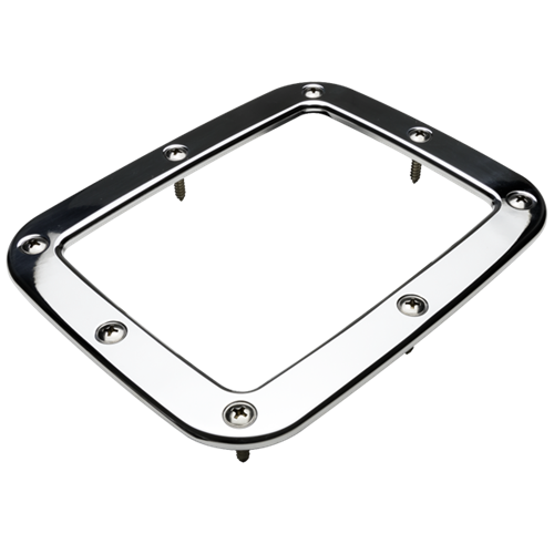 Billet Specialties - Shifter Boot Ring, Polished Billet Specialties 279312