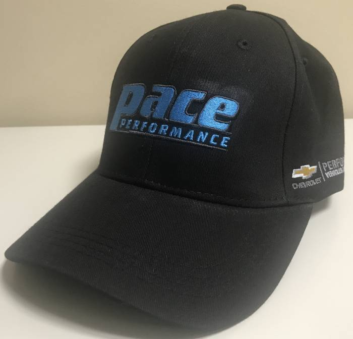 PACE Performance - Pace Performance Ball Cap Hat - Pacehat-B