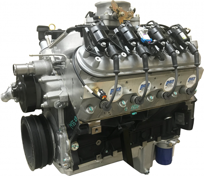 Chevrolet Performance Parts - GMP-19370163-1EX - LS364/450 6.0L 480 HP Crate Engine Pace Performance