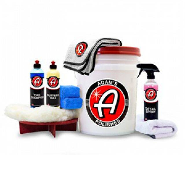 GM (General Motors) - 19355473 - Adam's Polishes Wash And Wax Kit