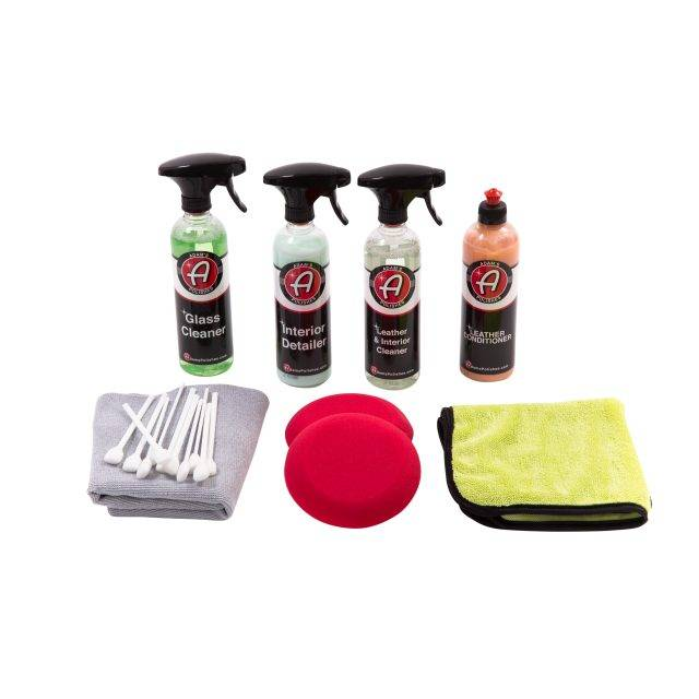 GM (General Motors) - 19355481 - Adam's Polishes Perfect Interior Cleaning Kit