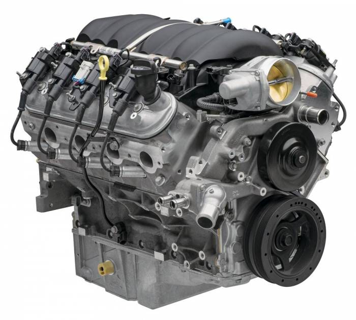 Chevrolet Performance Parts - LS3 Crate Engine by Chevrolet Performance 6.2L 495 HP 19419864