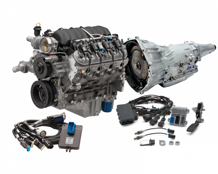 """Chevrolet Performance Parts - CPSLS3764804L70E - Cruise Package  LS3  495HP  Engine w/4L70E 2WD Trans """"$500.00 REBATE"""""""