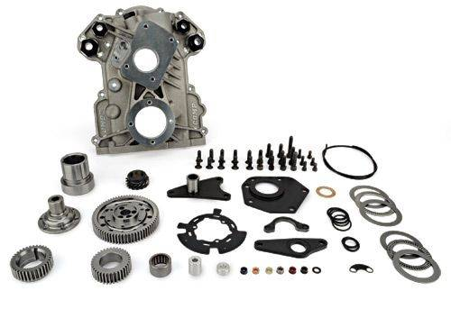PACE Performance - Sprint Car Front Drive Kit For LS Engines (GM LS Blocks) Comp Cams 5491 (800-CCA5491)