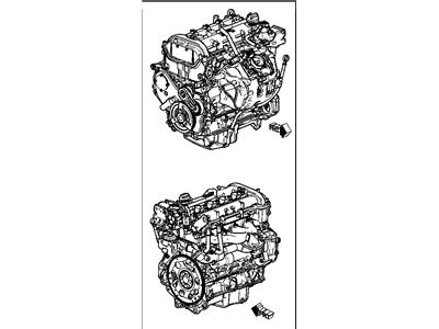 GM (General Motors) - 19300256 - 2011-2015 2.4L Engine