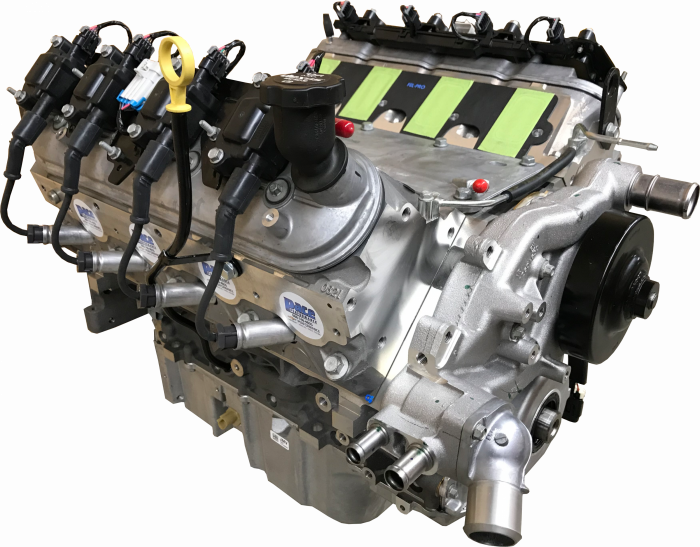PACE Performance - LS3 Crate Engine by Pace Performance 525 HP GMP-19256529-LB