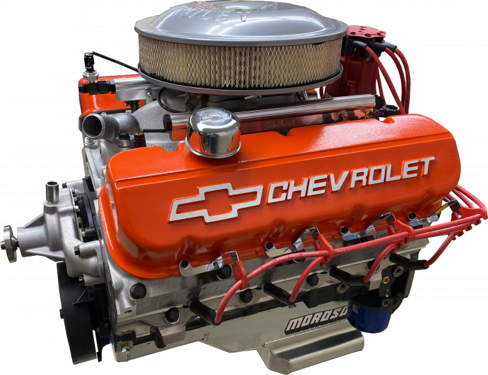 PACE Performance - Big Block Crate Engine by Pace Performance ZZ502 630HP GMP-1171-630EFI