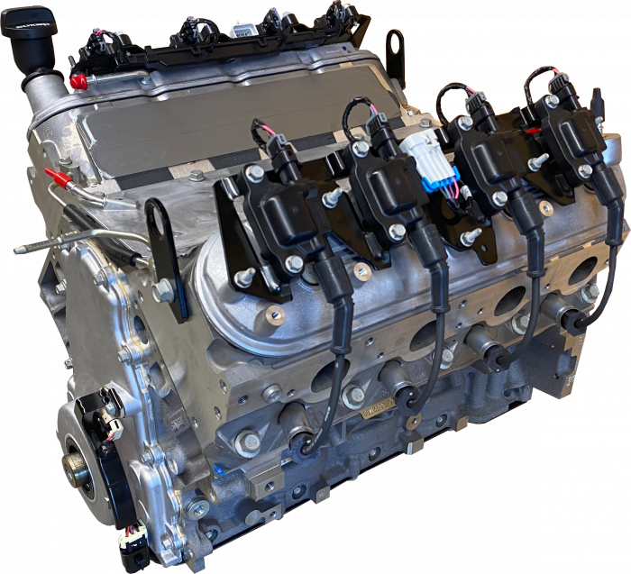 PACE Performance - LS3 Crate Engine by Pace Performance 525 HP GMP-19420386-L