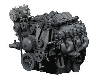 Kwik Performance - K10233 - Street Rod F-Body/GTO LSx AC Alternator PS Brackets