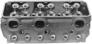 Chevrolet Performance Parts - 10134359 - 18 degree  V6 Chevy Race Cylinder Head