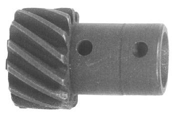 """GM (General Motors) - 10456413 - Hardened Distributor Gear For .491"""" Shaft - (Old Style Hei , Coil In Cap) For Use With Roller Cams"""