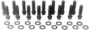 Chevrolet Performance Parts - 12367959 - Big Block Chevy Intake Manifold Bolt Kit