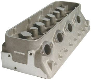 "Chevrolet Performance Parts - 12480146 - Splayed-Valve Cylinder Head (""Rough Machined"")"