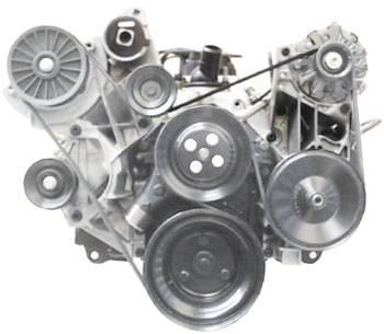 Serpentine Belt Reviews >> Chevrolet Performance Parts - 19369257 - Small Block Chevy Serpentine Accessory Belt Drive ...