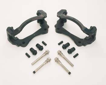 Chevrolet Performance Parts - 12498646 - Heavy Duty Front Brake Caliper Bracket Set for '97-03 Grand Prix & '00-03 Monte Carlo.