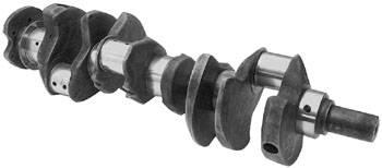 Chevrolet Performance Parts - 14096983 - 1-Piece Forged Steel 454 Crankshaft- 1053 Steel
