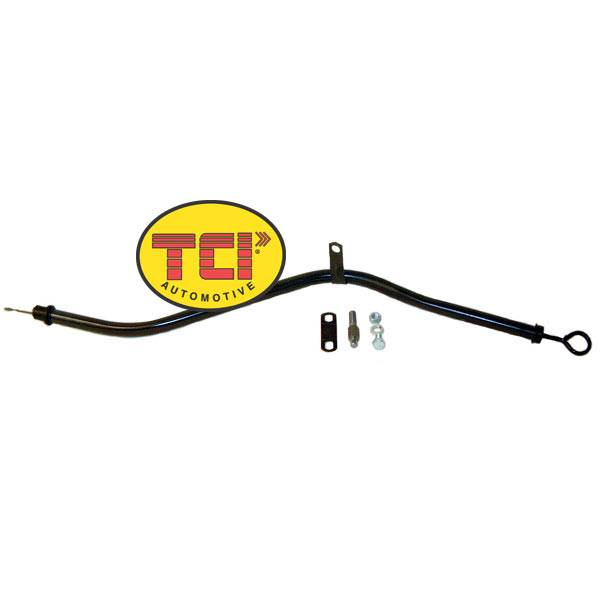 TCI Transmission - TCI743860 - TH350/400/200/200-4R Universal Non-Locking Dipstick