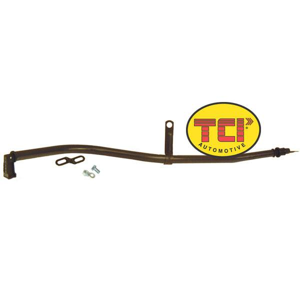 TCI Transmission - TCI743865 - 700R4/4L60E/4L65E Locking Dipstick Tube