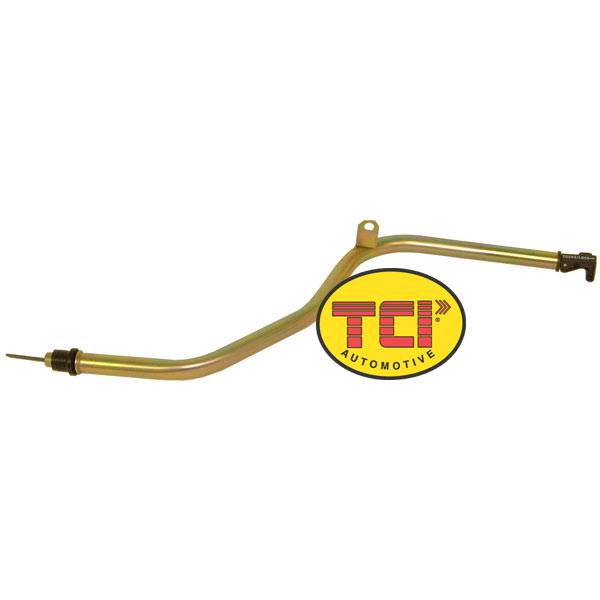 TCI Transmission - TCI743805 - GM 4L80E/4L85E Locking Dipstick Tube