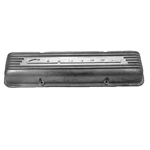 "Paragon - 3767493 - '1959 - 67 "" Corvette"" Finned Cast Aluminum Valve Cover, Single Cover"