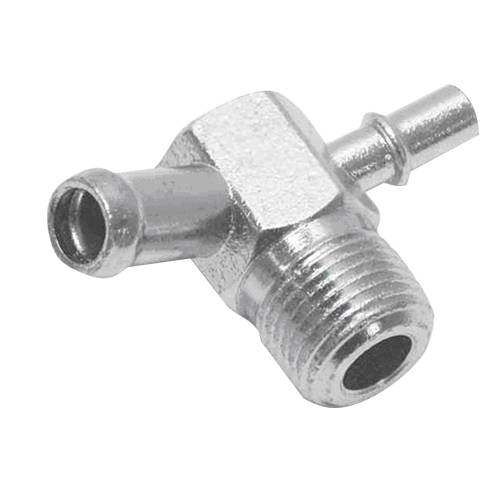 "Paragon - 3921920 - Intake Manifold Vacuum Fitting - 3/8"" NPT And One 3/8"" Hose Nipple And One 1/4"" Hose Nipple"