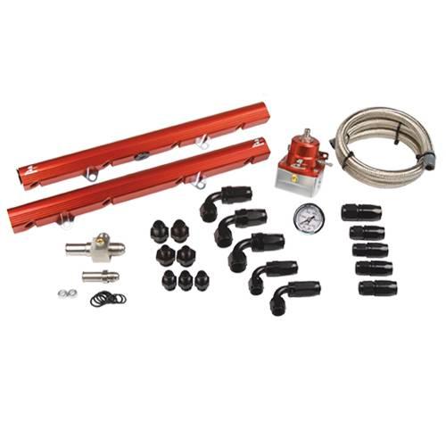 Aeromotive - AEI14102 - 86-95 5.0L GT & Cobra Fuel Rail System
