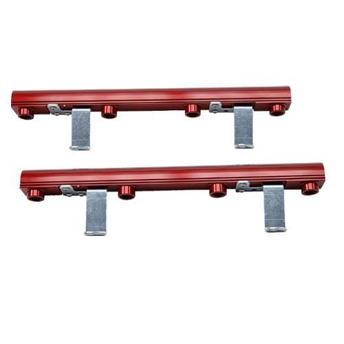 Aeromotive - AEI14104 - 96-98 1/2 4.6L Dohc Cobra Fuel Rail Kit