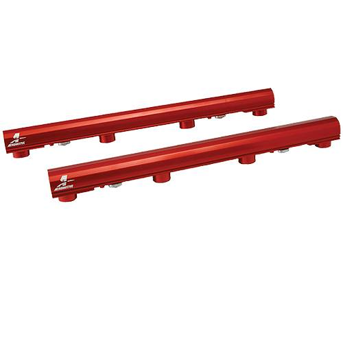 Aeromotive - AEI14116 - 05-09 4.6L 3-Valve GT Fuel Rail Kit