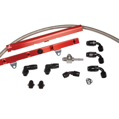 Aeromotive - AEI14128 - 99-04 Gm Ls1 Corvette (Returnless) Fuel Rail System