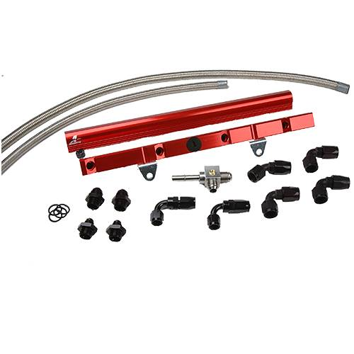 Aeromotive - AEI14139 - 98-02 Gm Ls1 F-Body/ 04 Gto Fuel Rail System