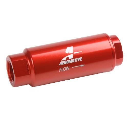 Aeromotive - AEI12303 - Ss Series 40 Micron Fuel Filter
