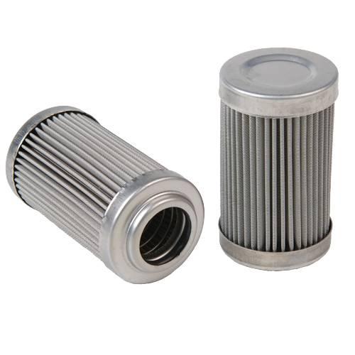 Aeromotive - AEI12307 - Marine Inlet, Orb-10 Fuel Filter
