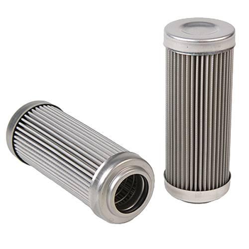 Aeromotive - AEI12309 - Marine Inlet, ORB-12 Fuel Filter