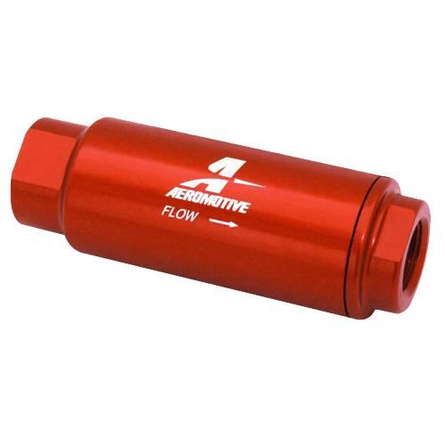 Aeromotive - AEI12316 - SS Series 100 Micron Fuel Filter