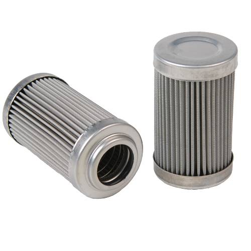 Aeromotive - AEI12635 - 40 Micron Element For Orb-10 Filters