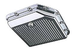 Trans-Dapt Performance Products - Trans-Dapt Performance Products Aluminum Transmission Pan 8898