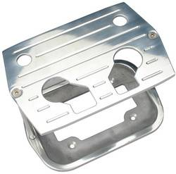 Trans-Dapt Performance Products - Trans-Dapt Performance Products Billet Optima Battery Tray 9326