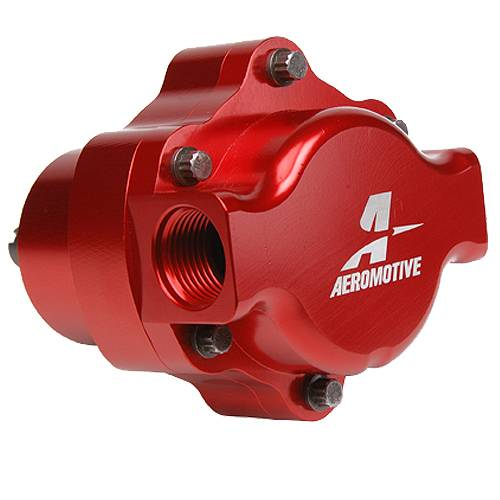 Aeromotive - AEI11105 - Billet Belt Drive Fuel Pump