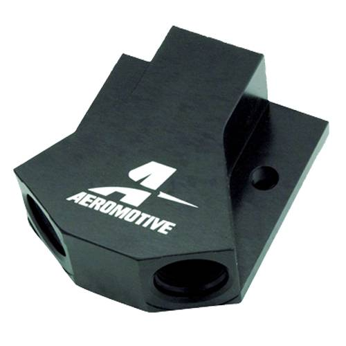 "Aeromotive - AEI15620 - High Flow ""Y"" Block"