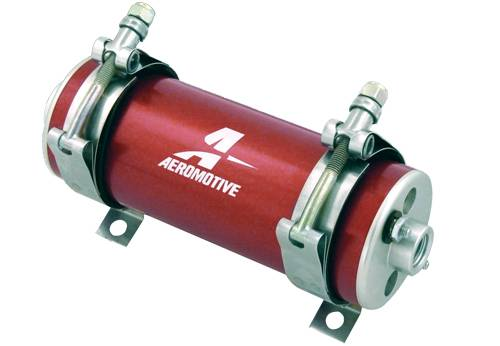 Aeromotive - AEI11106 - A750 Fuel Pump (red)