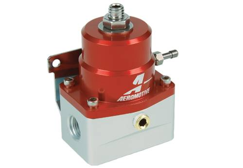 Aeromotive - AEI13109 - A1000-6 Injected Bypass Regulator, Adjustable, EFI