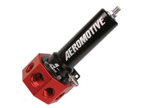 Aeromotive - AEI13113 - Belt/Hex Drive Efi Regulator