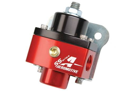 Aeromotive - AEI13201 - SS Series Adjustable, ORB-6 Regulator