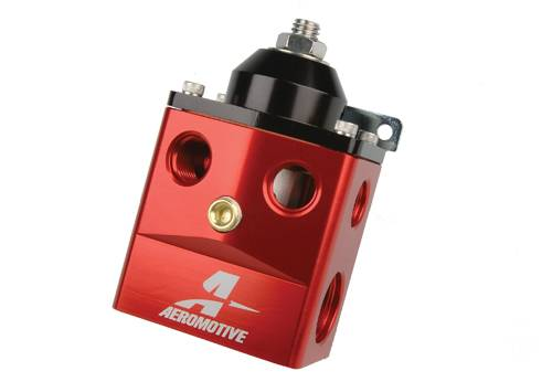 Aeromotive - AEI13203 - A4 Carbureted Regulator