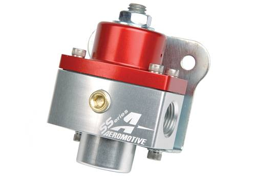 "Aeromotive - AEI13205 - SS Series Adjustable 3/8"" NPT Regulator, 5-12 psi"