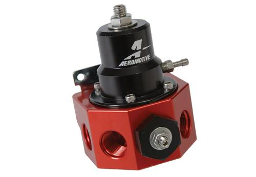 Aeromotive - AEI13209 - Double-Adjustable Bypass Regulator